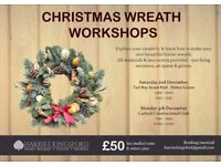 Christmas Wreath Workshop - 2nd and 4th December