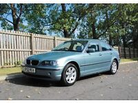 BMW 316i FACELIFTED e46 1800cc MOT in March 2017 *MUST GO* for £599 (not 320 325 330 m3)