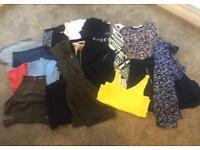 Clothing bundle 10/12 M