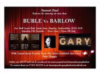Michael Buble Vs Gary Barlow Tribute Gig