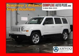 2014 Jeep Patriot North 4x4 AWD *Mags, Fogs, Banc chauffant