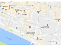 Secure city centre parking space to rent