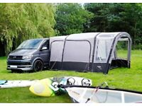 Vango Cruz II Low Drive away Air Awning: 2019 - Used Once - perfect condition
