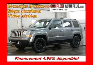 2012 Jeep Patriot North 4x4 AWD *Mags,Fogs, banc chauffant