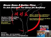 Tae-Kwon-Do Your Way To Health & Fitness