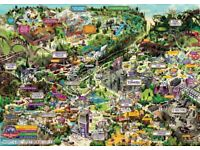 Alton Towers 2 tickets Saturday 8th September