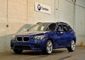 2014 BMW X1 xDrive35i M SPORT | Certified Series