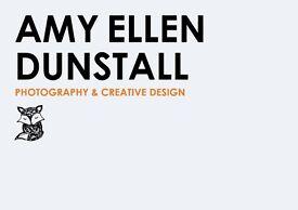 Freelance Graphic Designer & Photographer