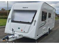 Caravan Elddis Xplore 530 2014