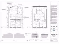 Cheap Architectural Drawings | Technical Drawings | Building Regulations | High Quality 3D Rendering