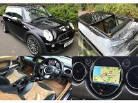 "2004 Mini Cooper S - HUGE SPEC, Full Leather, Sat Nav, Electric Pan Roof, 18"" Alloys, Harman Kardon"