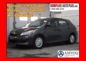 2013 Toyota Matrix *A/C, Groupe élec.