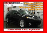 2010 Toyota Venza AWD Limited *Cuir, Toit pano. 4x4