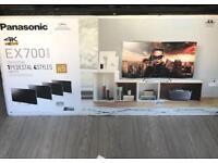 Panasonic 65 inch 4K smart brand new unopened in box