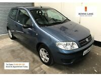 Fiat Punto 1.2 Active 8v *Low Mileage* Cambelt Changed * Ideal First Car *3 Month Warranty