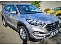 2016 Hyundai Tucson 1.7CRDi SE Nav**27k Miles**Full MOT**Low Rate Finance & PCP Deals Available**