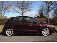 Audi A1 1.4 TFSI S Line Sportback 5dr Good / Bad Credit Car Finance