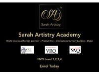 NVQ/ VTCT Beauty qualification provider + Short courses - Flexible hours/ Flexible payment
