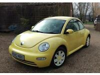 VW Beetle 2.l Manual