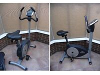 York Platinum C750 Exercise Bike