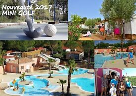 Book a mobilhome in South of France for your holidays