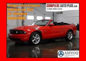 2012 Ford Mustang GT V8 5.0L Convertible California Package