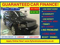 2009 LAND ROVER RANGE ROVER SP HSE TDV8 - GUARANTEED CAR FINANCE CARCREDIT - FINANCE FROM £99 P/WEEK