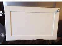 kitchen door cream white 4 drawers available