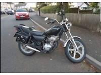 or sale 125cc bike 2013 full v5 long mot