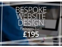 Bespoke Website Design Glasgow | Web Design from £195 | All Inclusive Package!