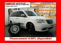2012 Chrysler Town & Country Limited *Navi/GPS,DVD, Cuir,Toit, F