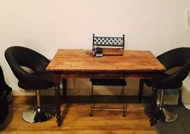 Dining Table and Chairs - £70