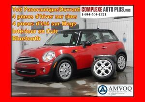2013 Mini Hardtop *Toit panoramique, Cuir, Mags