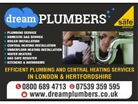 Experience Plumber/Gas engineer /Boilers & Heatings / Landlord certificates