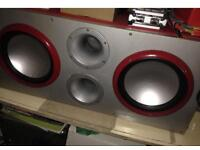 Looking to swap my twin subwoofer or sale