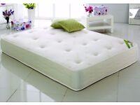 New Sprung Memory Foam Mattress