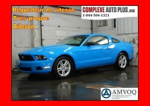 2010 Ford Mustang V6 Coupe *WOW 28 000 KM !