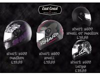 Shark Motorcycle Helmets