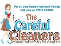 DOMESTIC CLEANING AND HOUSEKEEPING SERVICE, IN WEYMOUTH