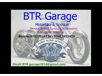 Motorcycle & Moped Repair and Service near Croydon