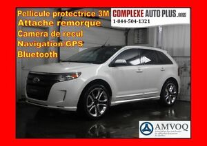 2011 Ford Edge SPORT AWD *GPS,Toit pano. Mags 22po