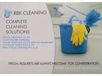Cleaning services in Grantham and Melton Mowbray area