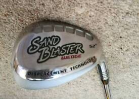 Sandblaster 52deg wedge