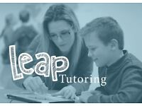 Leap Tutoring >> Back-to-school Maths & English tuition >> Qualified Teachers - From £12 per hour