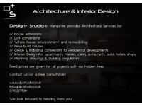 Architecture | Planning Applications & Drawings | Interior Design