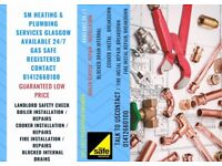 GAS SAFE ENGINEER EMERGENCY PLUMBER ,CENTRAL HEATING , BOILER , COOKER AVAILABLE 24/7