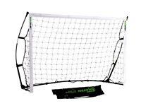 Brand New in Box Kickster Football Goal 6 x 4. Ultra portable goal posts