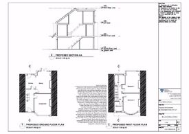 Extension Specialist, Loft conversion, Rear extension, Side, with planning prices below!