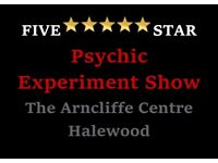 Spooky Halloween Psychic Show and 1-2-1 Readings at The Arncliffe Centre, Halewood