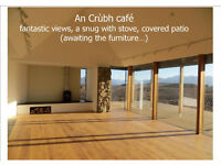 Chef/Cook for cafe in stunning new building in South Skye